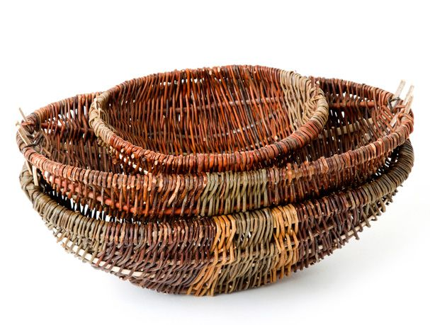 Traditional basket weaving techniques : Best images about basket weaving on