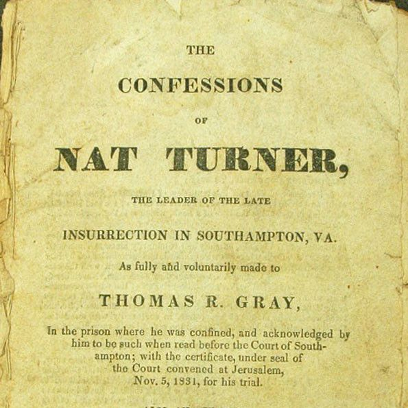nat turners rebellion nat turner black history and  nat turners rebellion nat turner black history and black history facts today