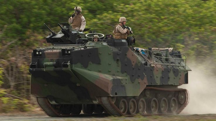 AAV-7A1 Armoured Personnel Carrier (USA)
