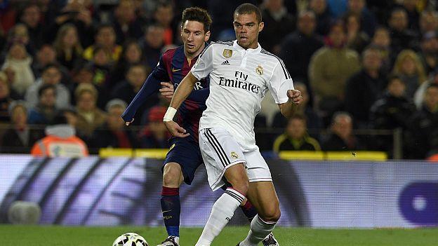 Barcelona vence 1-0 a Real Madrid en vivo por Liga BBVA