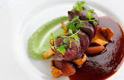 #SeasonalRecipes - Loin of Venison Recipe #recipe by @josh_eggleton via @Russell Groves Maloney British Chefs