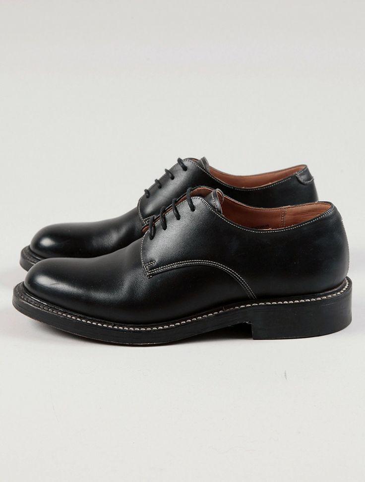 OTHER/Grenson Women's G-Lab Black Derby Shoes - Women's Footwear - Footwear
