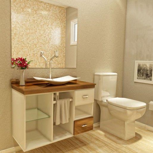 Resultado de imagem para gabinetes de banheiro de vidro