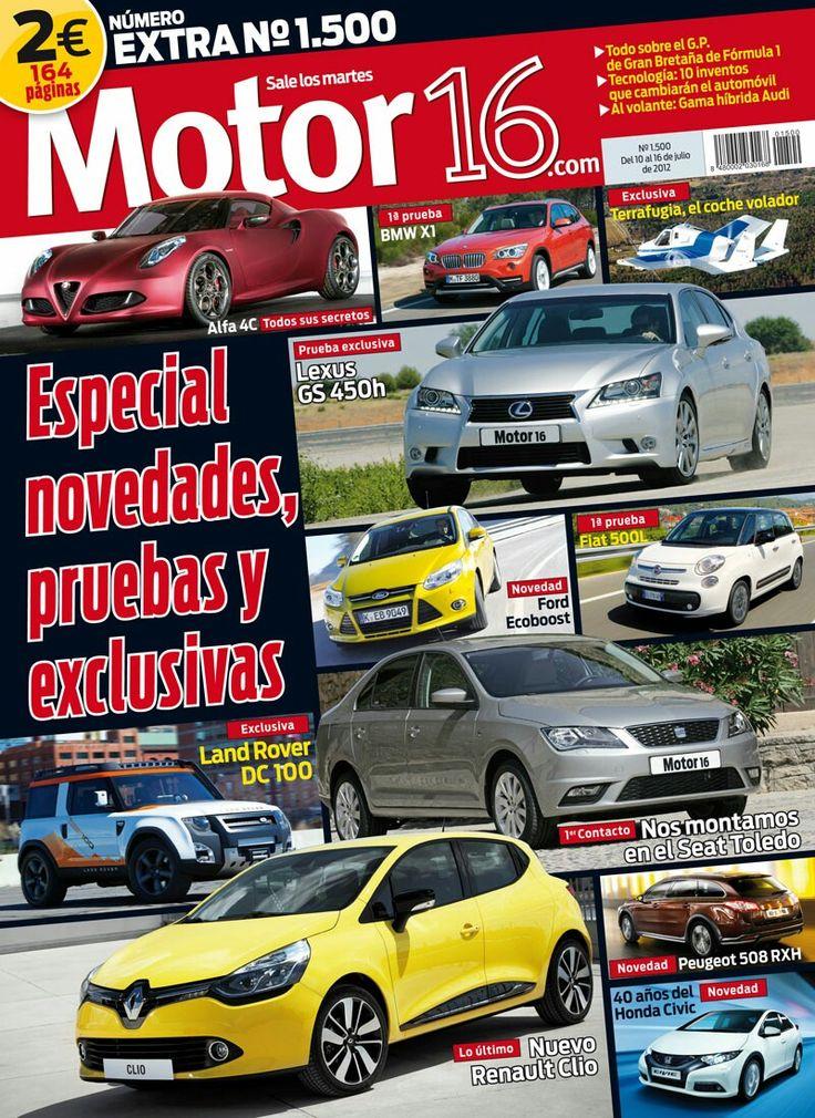Revista Motor16