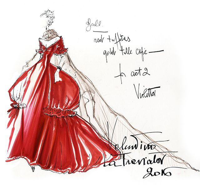 София Коппола и Valentino объединились для проекта #ValentinoLaTraviata (фото 5)
