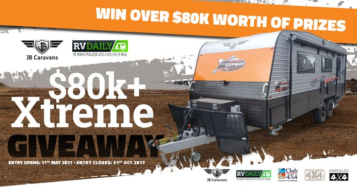 Help me win this awesome competition worth $80k from RV Daily Magazine!