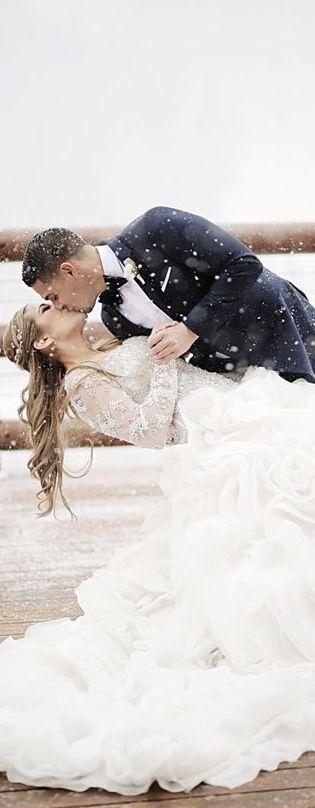Winter Wonderland. #winter #weddingsl