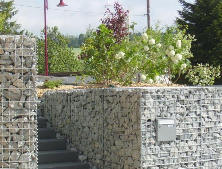 1000 id es propos de jardins murs de sout nement sur. Black Bedroom Furniture Sets. Home Design Ideas