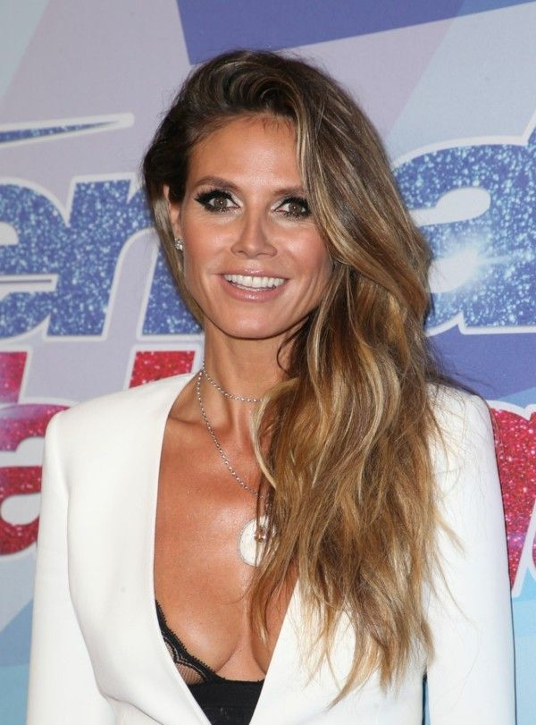 40+ Heidi Klum hairstyles as inspiration for your chic hairstyling