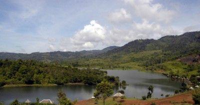 Danau Picung, Danau Legendaris Peninggalan Belanda