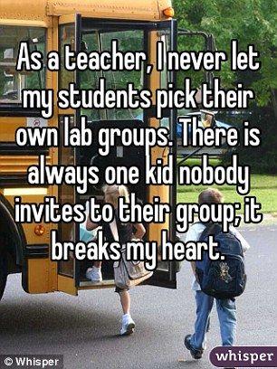 That's so true. It breaks my heart