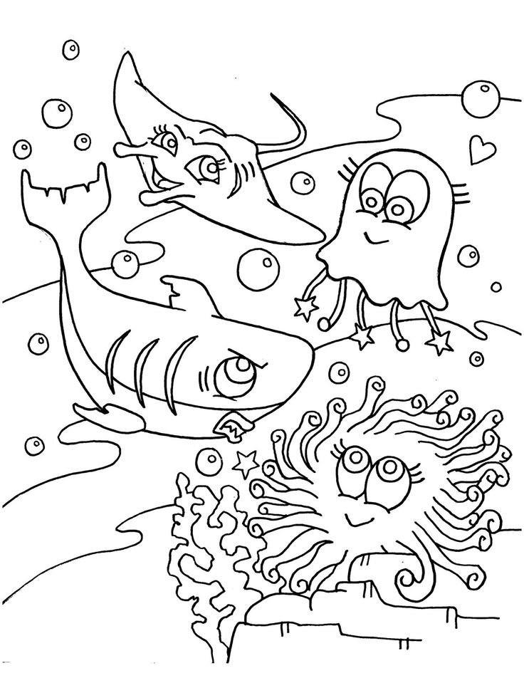 Baby Coloring Sheets Animals Animal Pages Getcoloringpagescom Cute Free For Kids