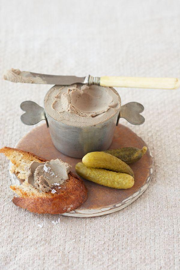 Rezept Geflügel-Pâté