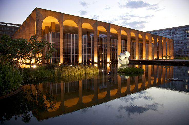 Palacio do itamaraty | Brasilia | Tripomizer Trip Planner