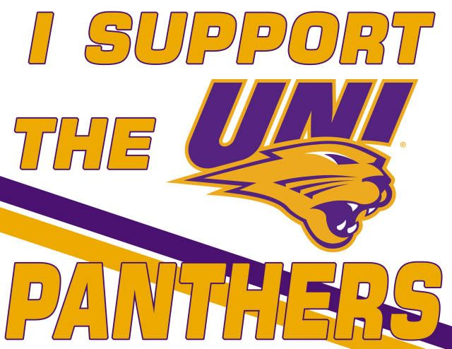 Panther Fan Signs for the NCAA Tournament - Official Site of University of Northern Iowa Athletics