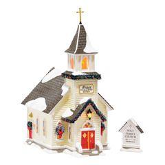 Holy Family Church, set of 2 - 4044857 $115.00