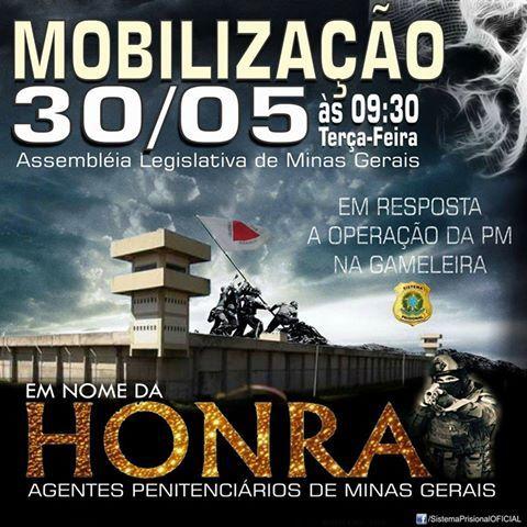 ALEXANDRE GUERREIRO: MOBILIZAÇÃO EM RESPOSTA A OPERAÇÃO DA PM NA GAMELE...