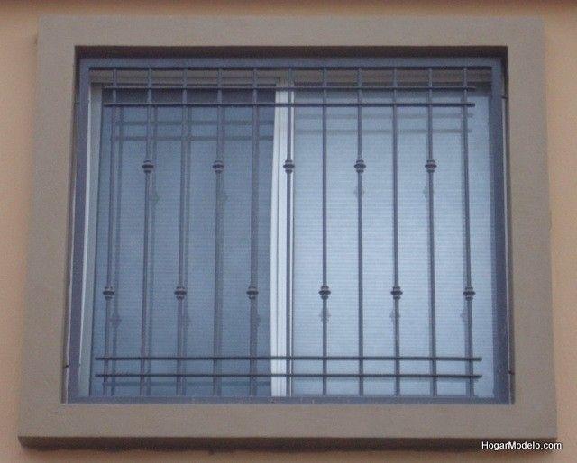 17 mejores ideas sobre rejas para ventanas modernas en - Rejas de diseno moderno ...