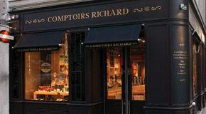 comptoirs richard rue de bretagne 3e, near square du temple