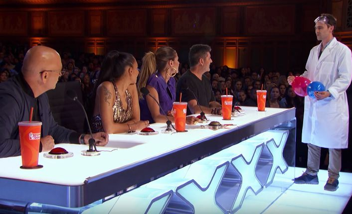 "Nick Uhas wowed the audience and judges for his performance on America's Got Talent Season 12 on Tuesday, June 6, 2017. Nick, former houseguest on Big Brother 15, brought Howie Mandel and Mel B to the stage for some wild experiments. Also Watch: America's Got Talent Season 12 June 6 Auditions Full Episode ""I thought you did wonderful, you got a yes from me,"" said Howie. ""I really want you come back and make Howie disappear. So, it's a yes from me,"" said Mel B. Watch the video of his…"