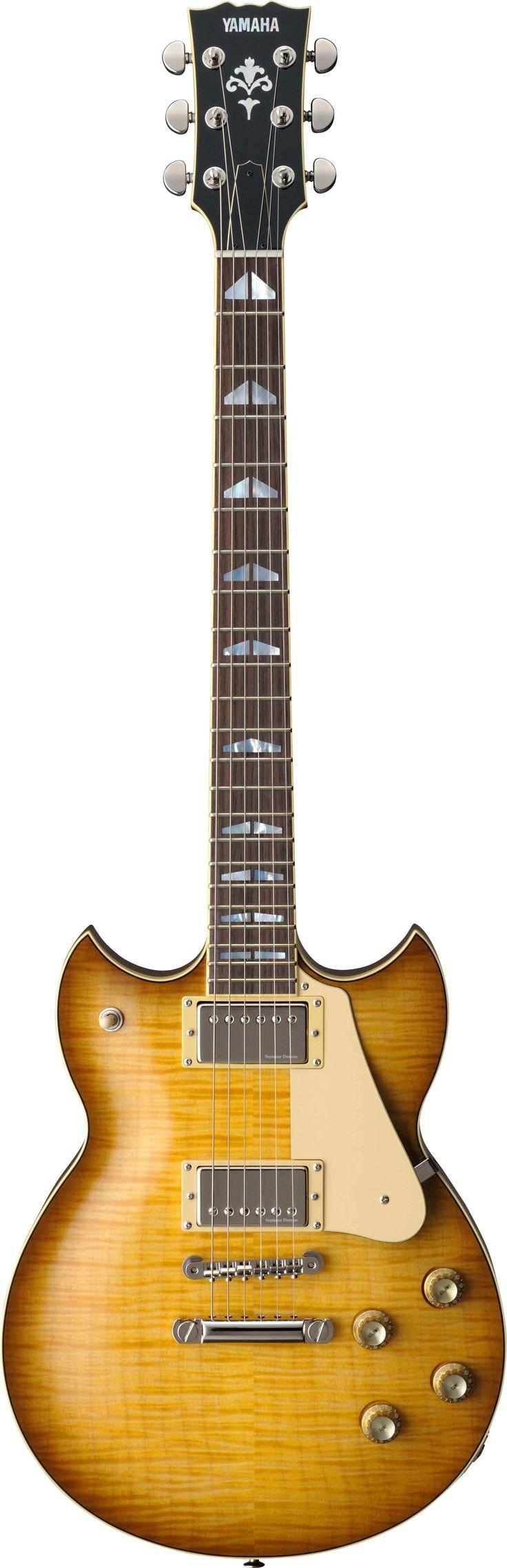 Revstar Yellow Vintage Yamaha Solid Body Electric Guitars