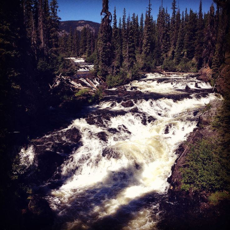 Nadina Falls! #houstonhikers #houstonbc