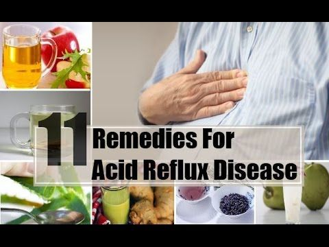 How to treat Gastroesophageal Reflux Disease at home