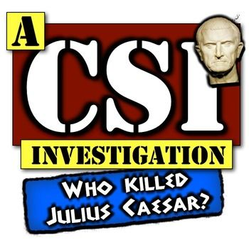 Who Killed Julius Caesar? A CSI Investigation on Caesar's Assassination & Rome!