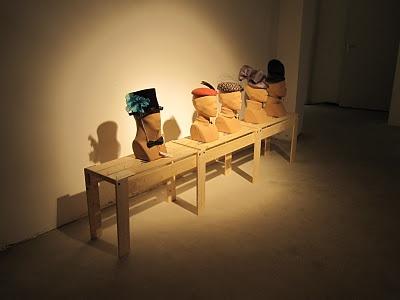 art director + producer Le Magasin de la Mode - The Hague (4-20 november 2011)