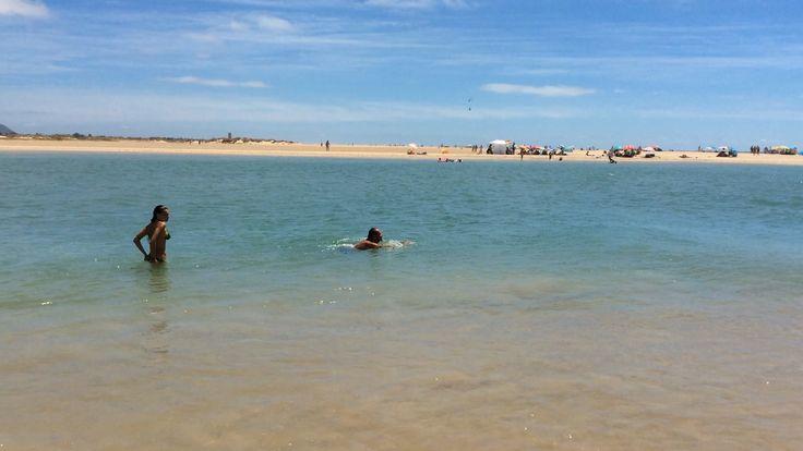 Oceano Atlantico, spiaggia di Conil a Cadiz