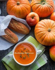 ПОБЕДА ВКУСА : Тыквенный суп (два варианта)