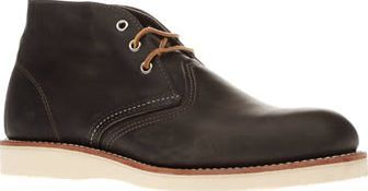 Red Wing Charcoal 3 Tie Chukka Mens Boots A good pair of chukka boots will see you through countless years and the 3 Tie Chukka from Red Wing are a great investment. Crafted in charcoal leather, brown stitching creates a warming effect on the http://www.comparestoreprices.co.uk/january-2017-8/red-wing-charcoal-3-tie-chukka-mens-boots.asp