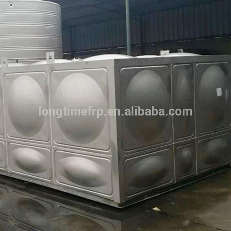 Customized food grade stainless steel water tank