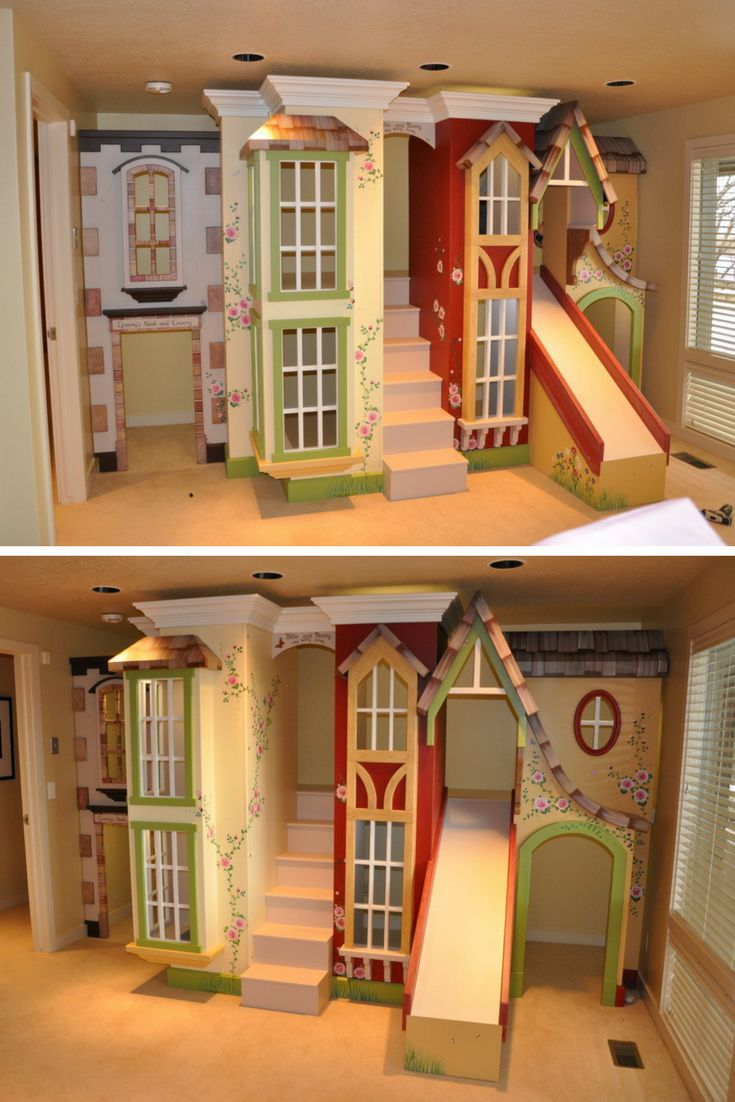 46 best New Designs images on Pinterest | Playhouses, Indoor ...