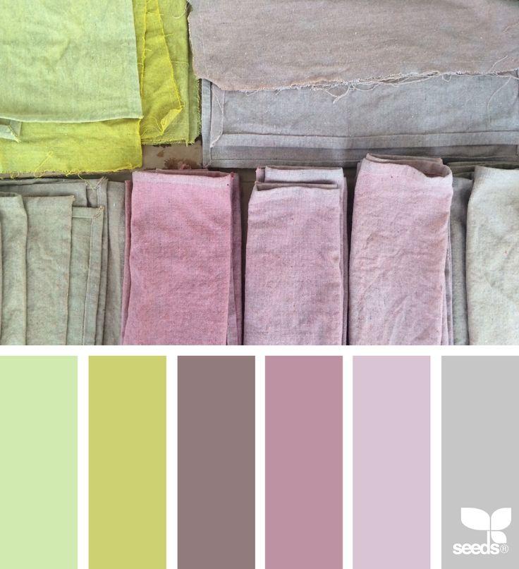 { color cloth } - https://www.design-seeds.com/studio-hues/collage/color-cloth