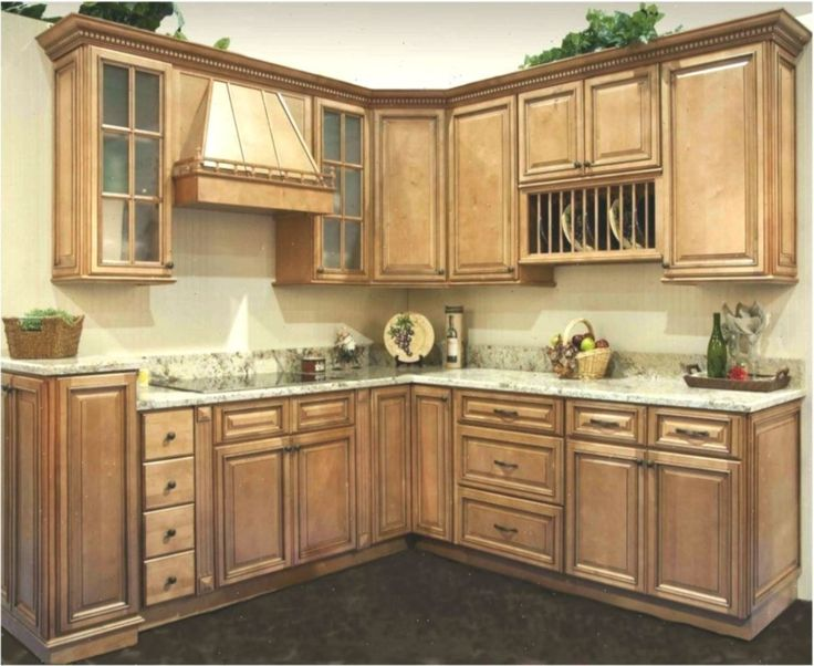Small Kitchen Cabinet Organization Design with Many Tools ...