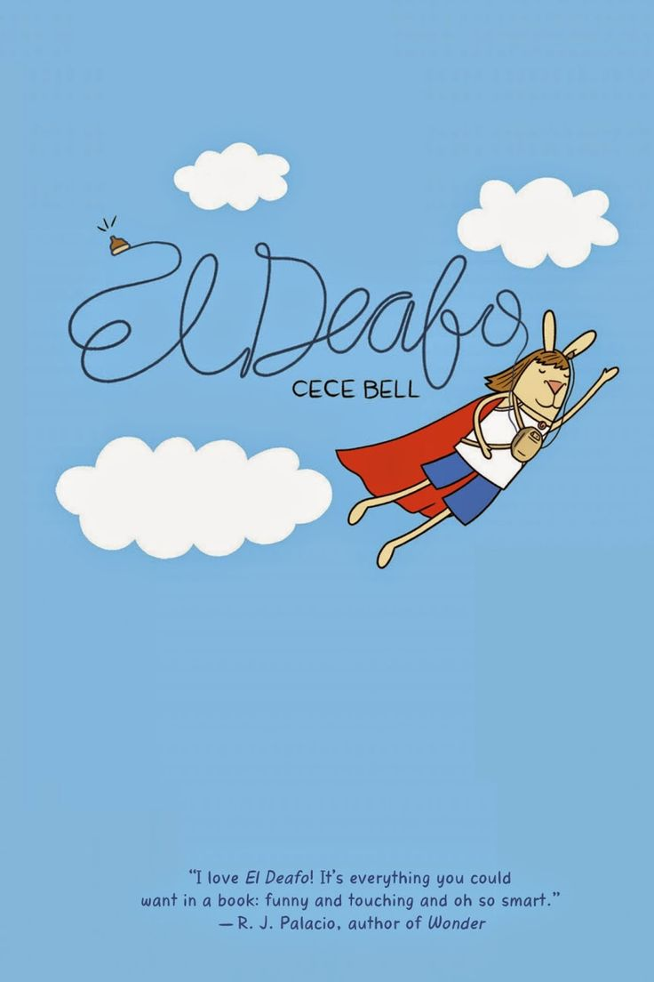 Watch Connect Read: Newbery Honor Author Cece Bell