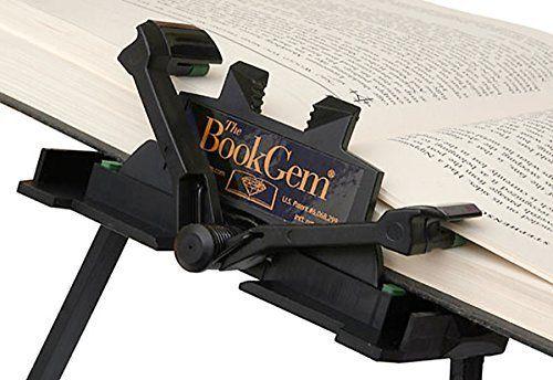 Amazon | ブックジェム 書見台 コンパクト 14011 | データホルダー・書見台 | 文房具・オフィス用品
