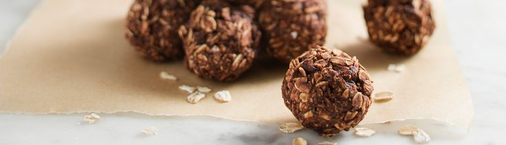 Chocolate Chip Oat Energy Bites from Quaker®