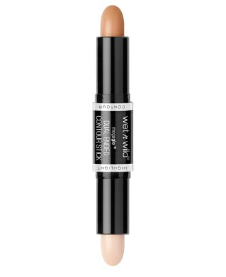Wet n Wild MegaGlo Dual-Ended Contour Stick - 752A Medium/Tan | Just4Girls.pk