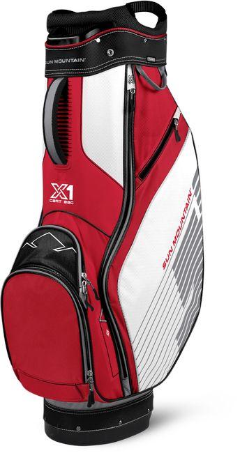 Sun Mountain X1 Cart Bag -2016 Sun Mountain X1 Cart Bag -2016