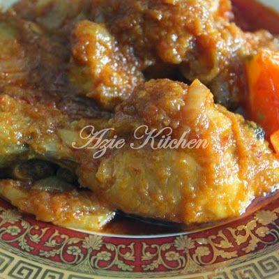 Ayam Masak Merah Yang Paling Best