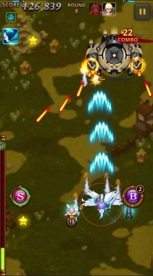 Heroes of Sky Shooting RPG is a Android Free-to-play Role-Playing arcade Shooter Multiplayer Game featuring easy control, smooth graphic and bullet hell