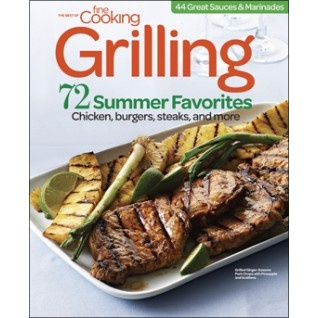 Fine Cooking - Grilling, Vol. 5 #grilling #burgers #steaks #magazine #food #recipes #delicious $9.99