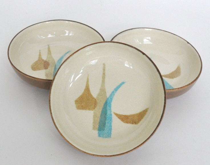 Red Wing Bowls Pompeii Pattern Set of 3 $36.00 : red wing dinnerware patterns - Pezcame.Com