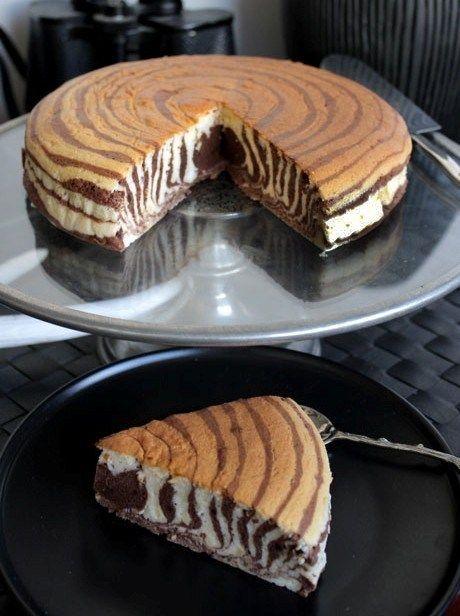"Torta ""Zebra"""
