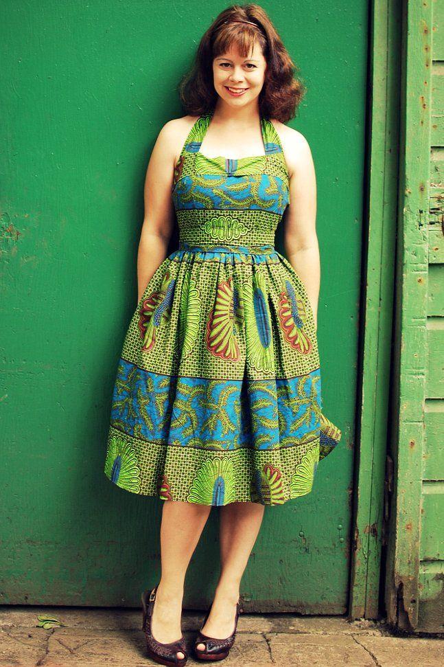 Batik Dress | Whimseybox