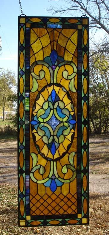 Victorian Stained Glass Panels - Foter