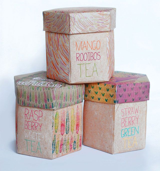 Tea or coffee? 50 fantastic and innovative examples of packaging designs - mango