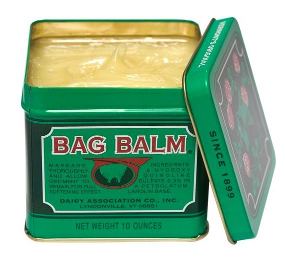 12 Cult Products Makeup Artists Swear By   Beauty Blitz - Bag Balm - chapped/chafed skin, lips